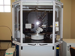 Single-crystal X-Ray Diffraction lab equipment