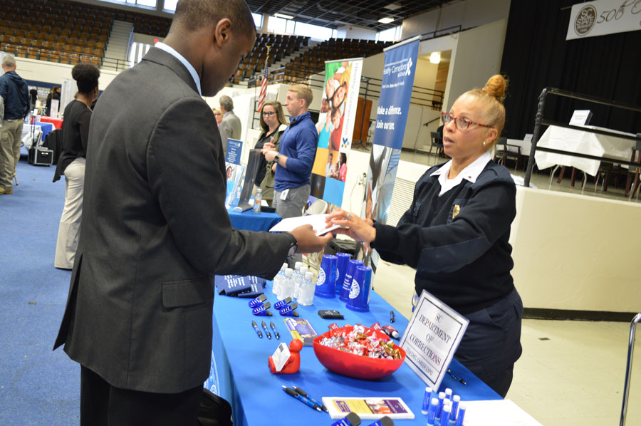CAREER FAIR 2018 amber price