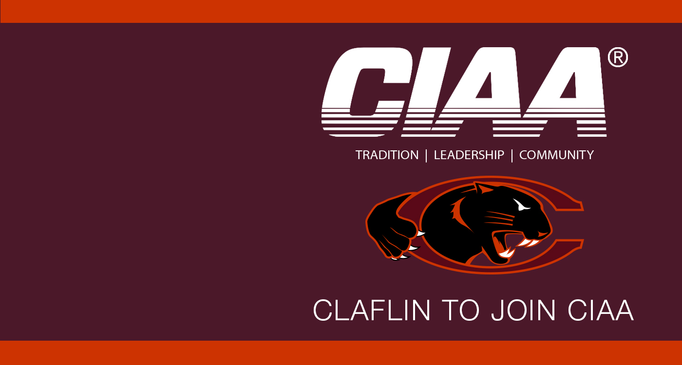 Claflin CIAA banner