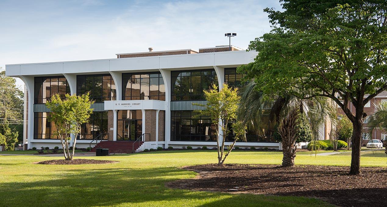 claflin-university-library