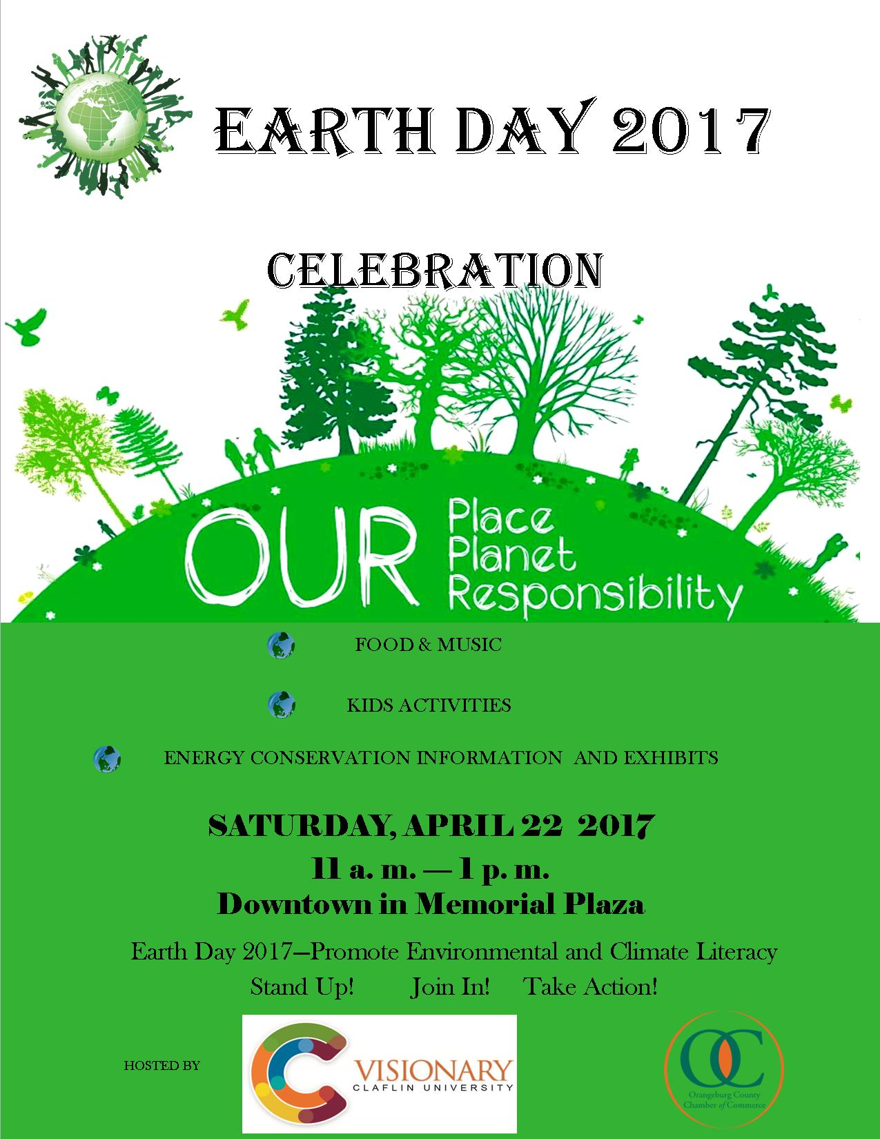 EARTH DAY FLYER 2017