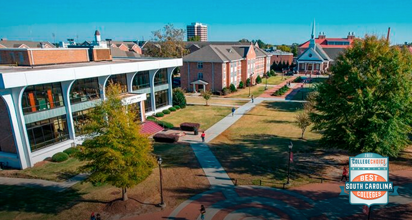 25 BEST COLLEGES IN SC