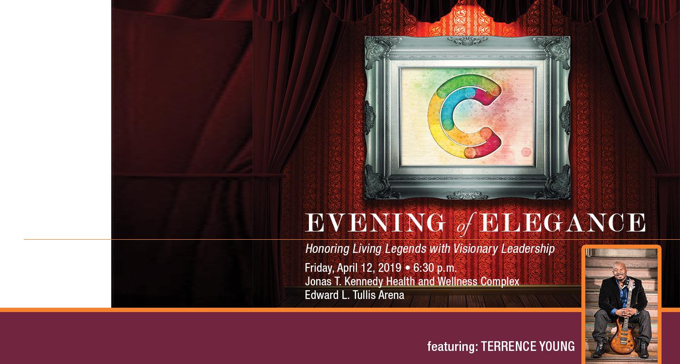 Evening of Elegance banner 2019