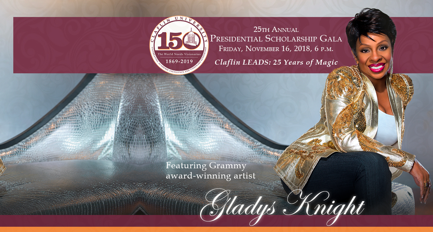 Gladys Knight for Homecoming Gala