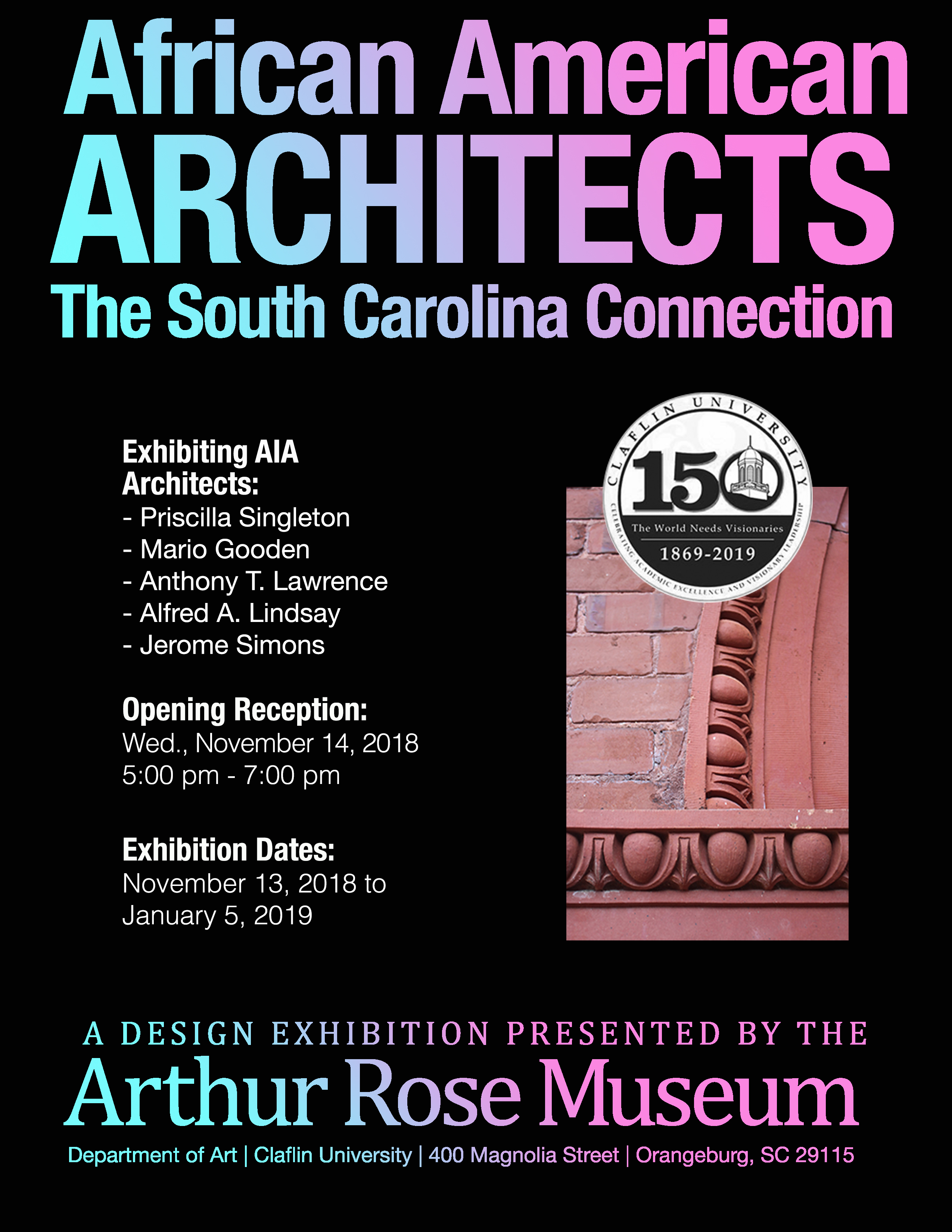 AA Architects Exhibit