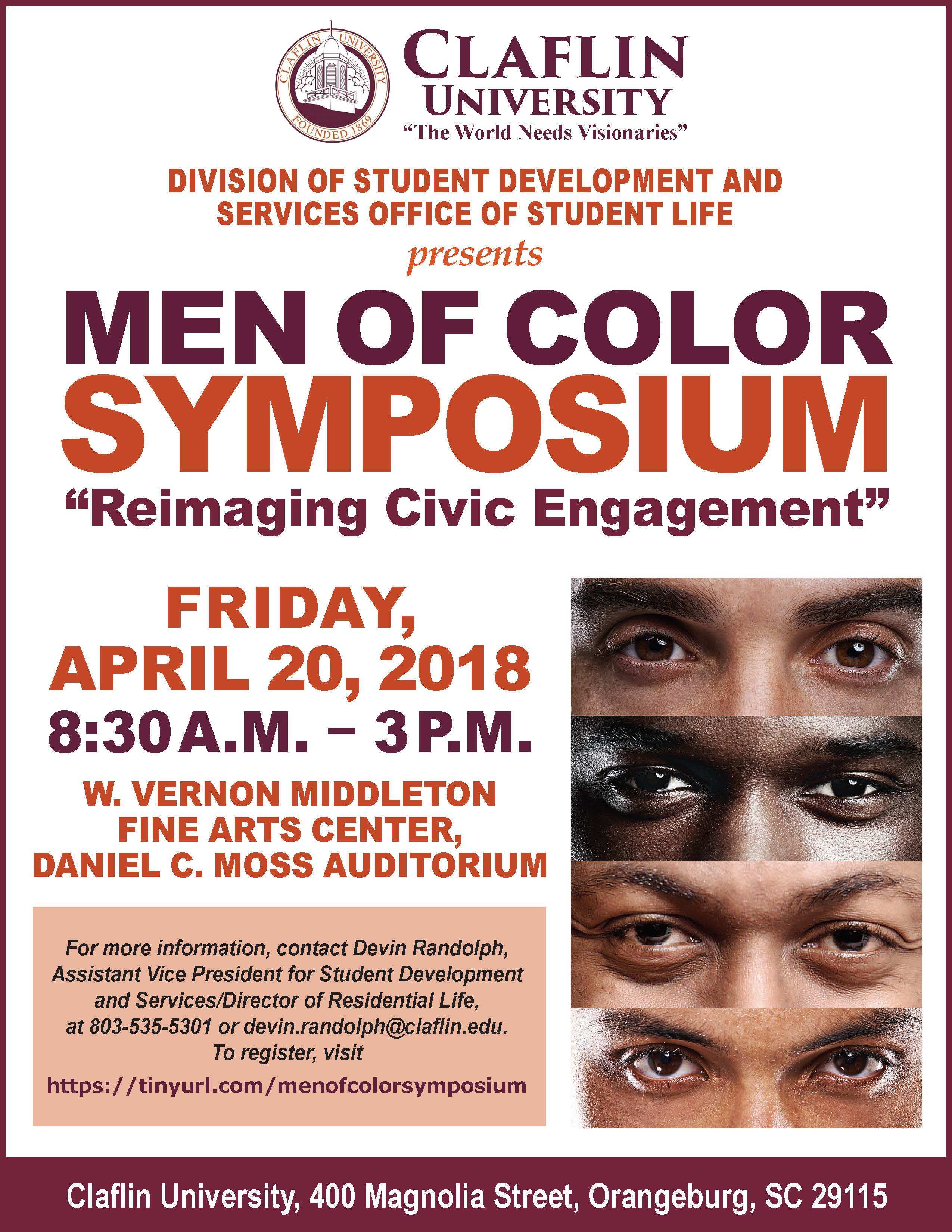 Men of color Symposium_2018