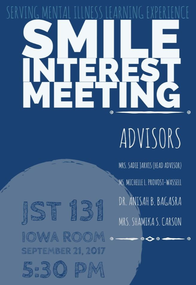 SMILE interest meeting