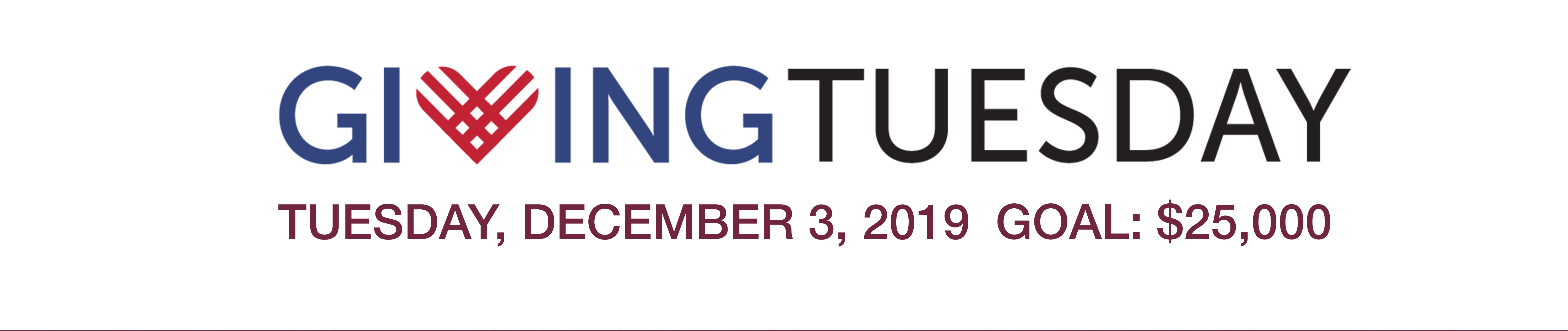Giving Tuesday Page Banner