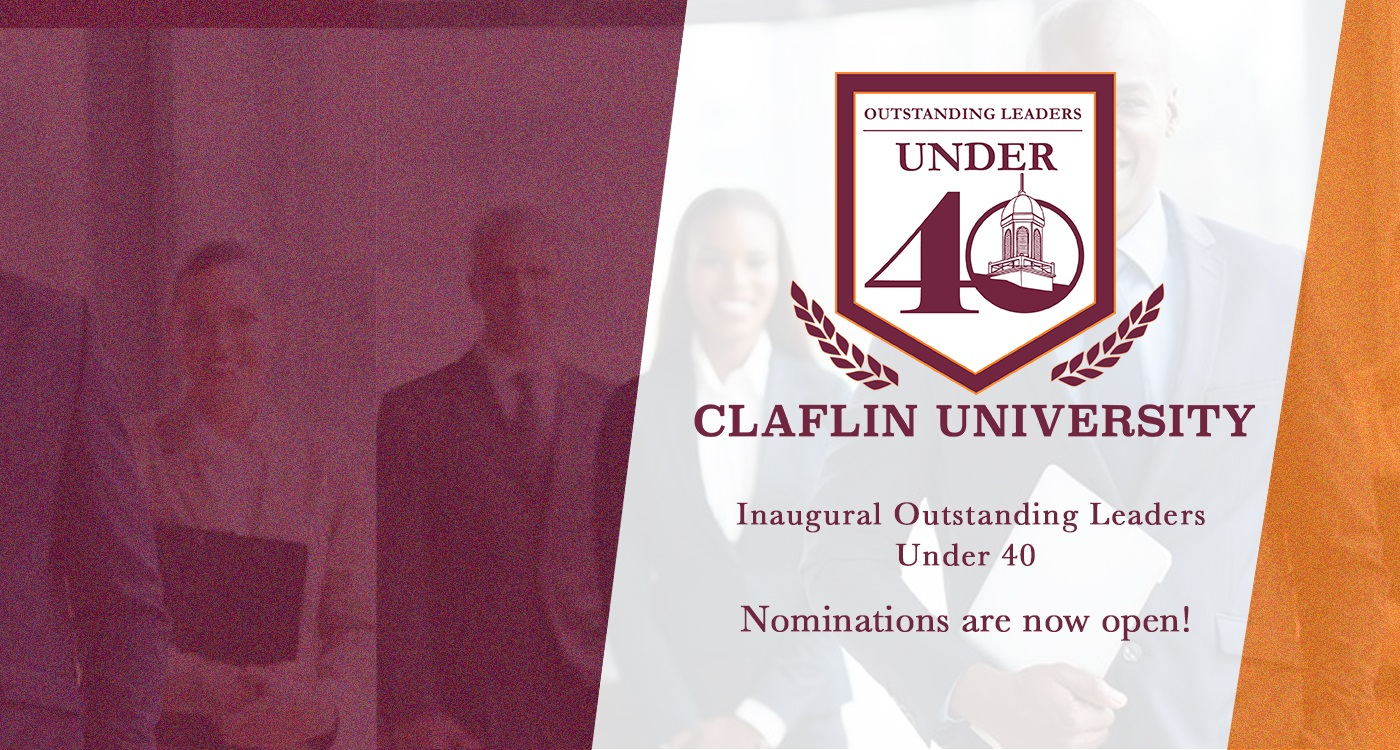 Outstanding Leaders under 40 Home page web banner