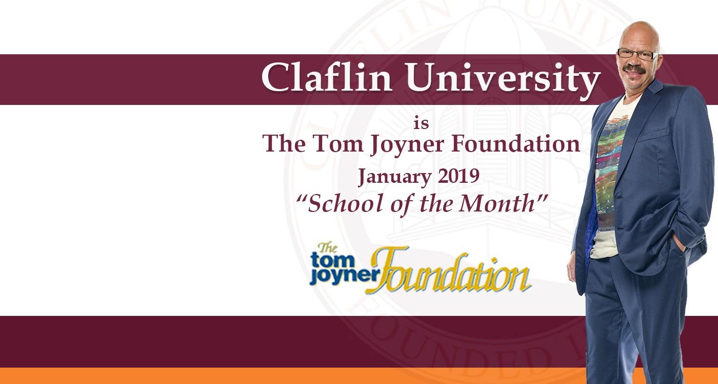 Tom Joyner School of the month 3