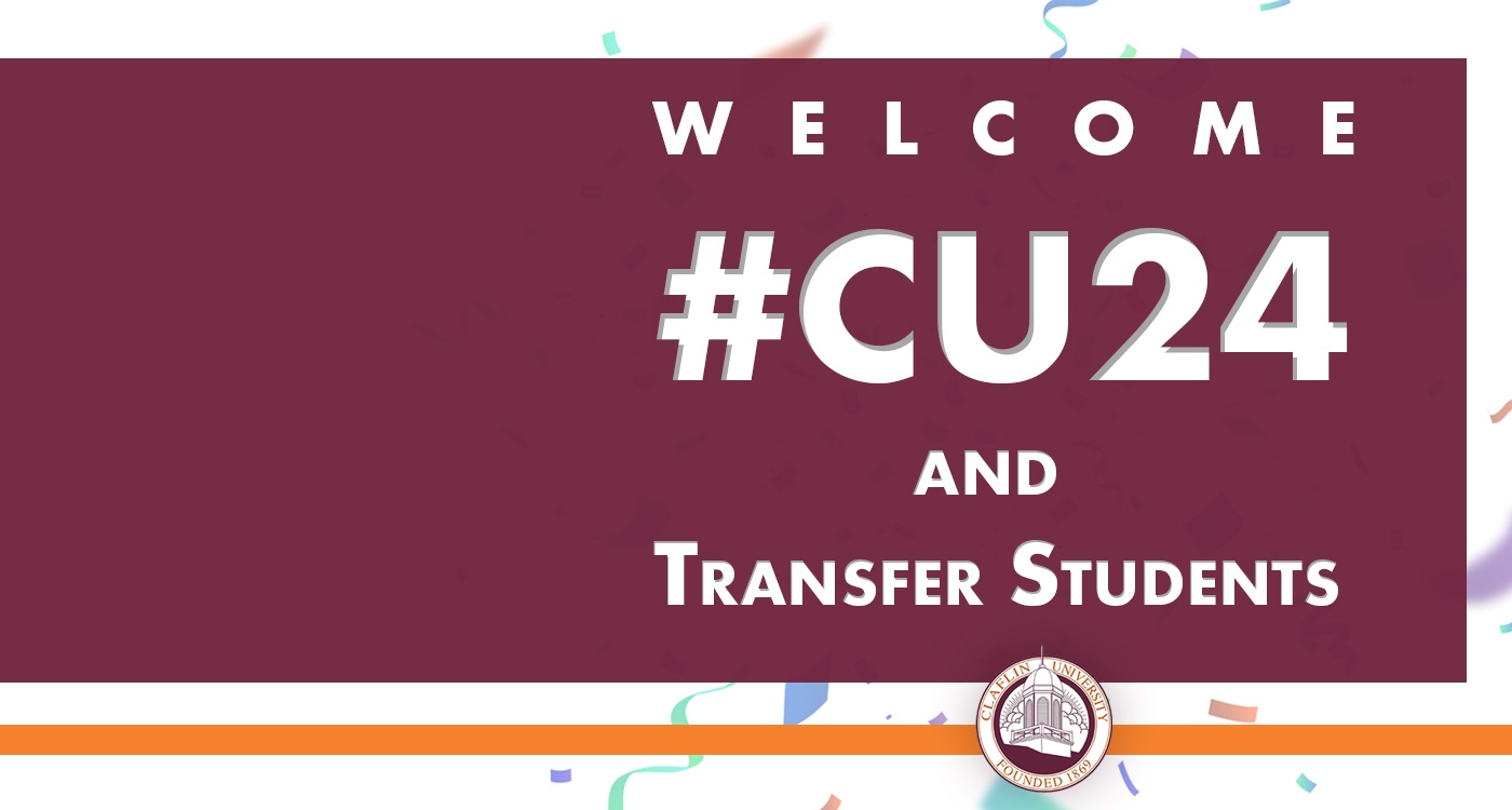 Welcome CU24 banner