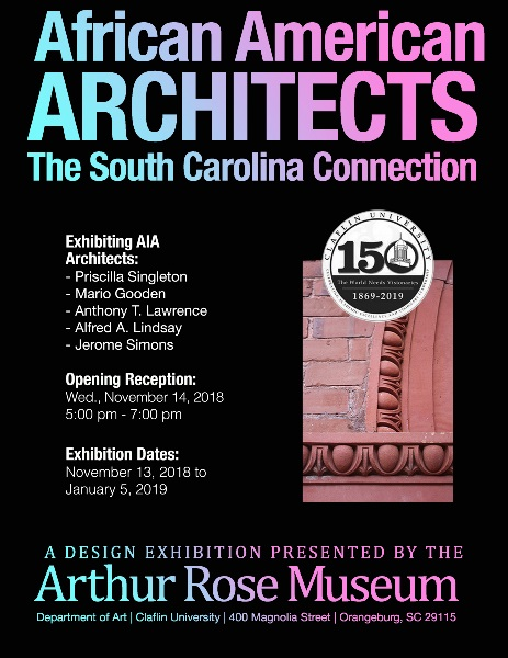 AA Architects Exhibit