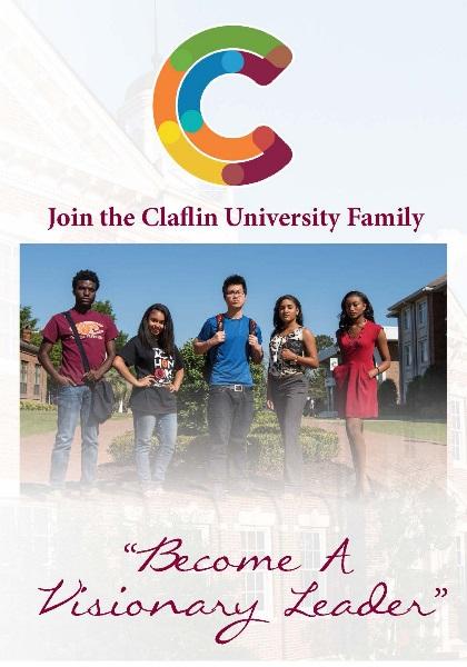 Claflin Visionary Leader COVER